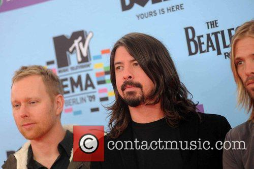 Dave Grohl and Mtv 4