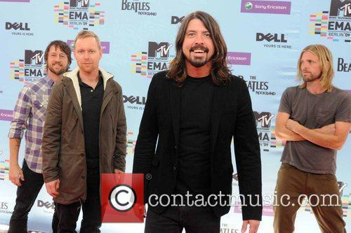Dave Grohl and Mtv 3