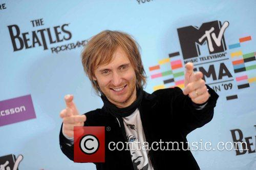 David Guetta and Mtv 2