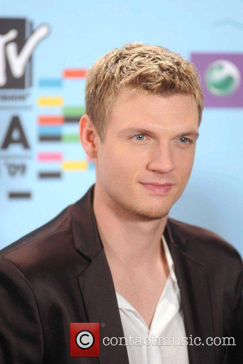 Nick Carter and Mtv 11