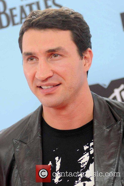 Wladimir Klitschko and Mtv 2