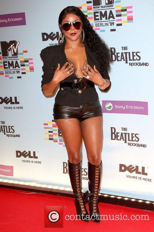 Lil Kim, Mtv and Mtv european music awards 3