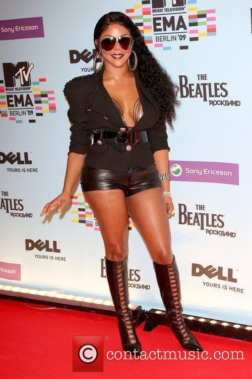 Lil Kim, Mtv and Mtv european music awards 2