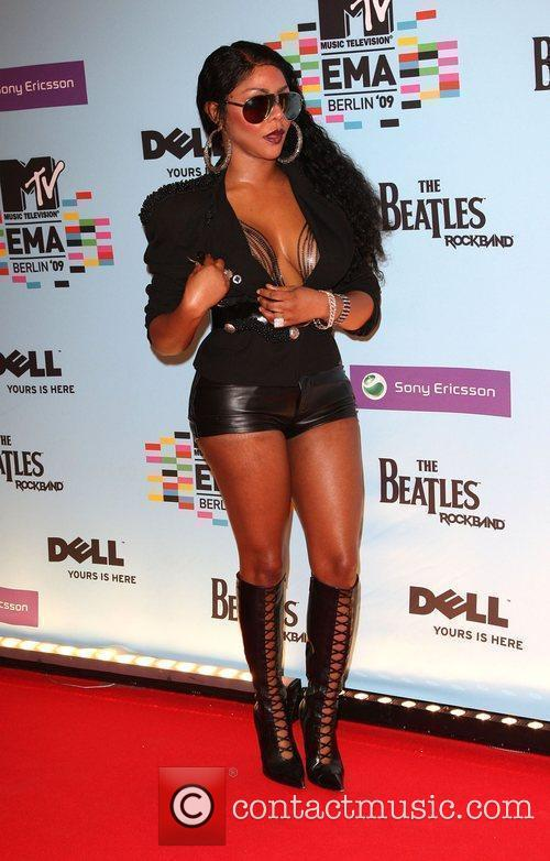 Lil Kim, Mtv and Mtv european music awards 5