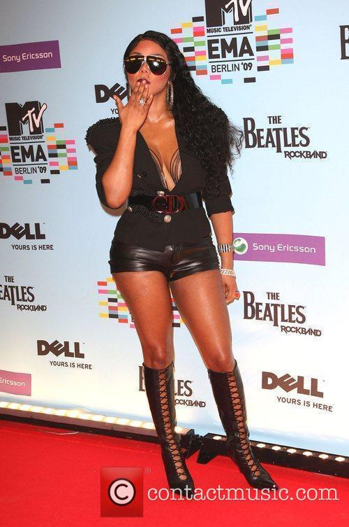 Lil Kim, Mtv and Mtv european music awards 4