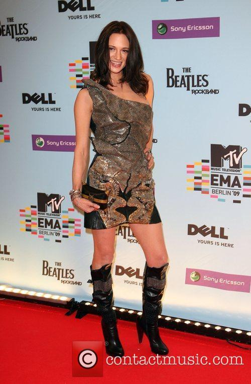 Asia Argento and Mtv 1