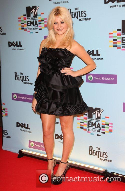 Pixie Lott and Mtv 4