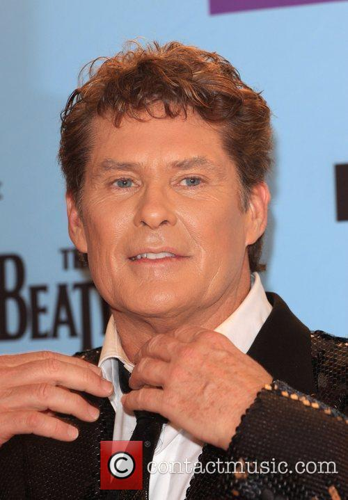 David Hasselhoff, Mtv and Mtv european music awards 3