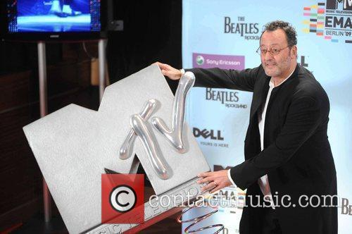 Jean Reno and Mtv 4