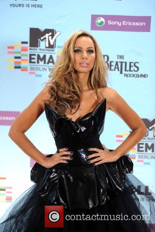 Leona Lewis, MTV, MTV European Music Awards