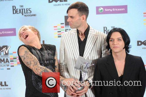 Placebo and Mtv 5