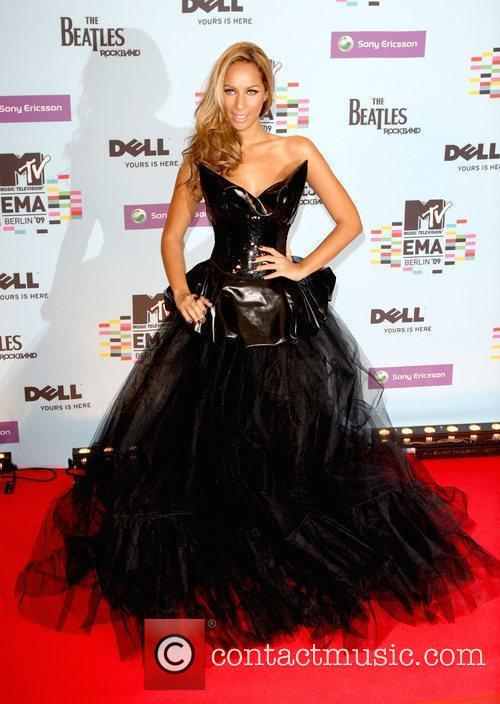 Leona Lewis and Mtv 6
