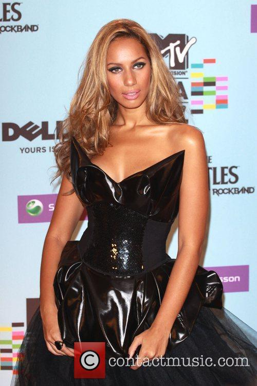 Leona Lewis and Mtv 8