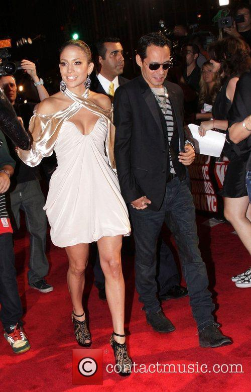 Jennifer Lopez, MTV, Radio City Music Hall, MTV Video Music Awards