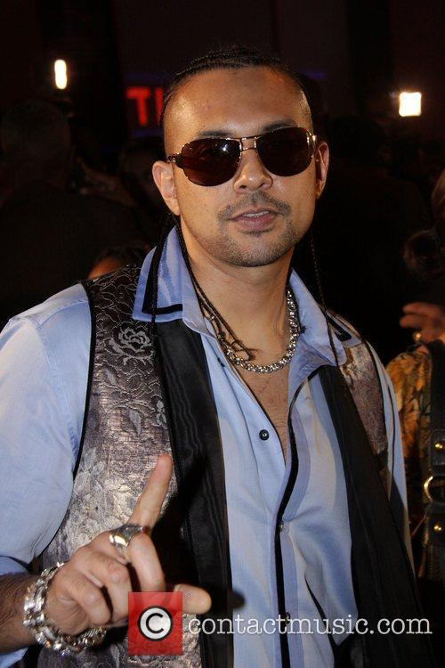 Sean Paul and Mtv 9