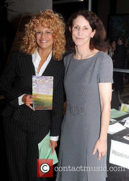 GPFO Sharon Pinkenson and Mural Arts director Jane...