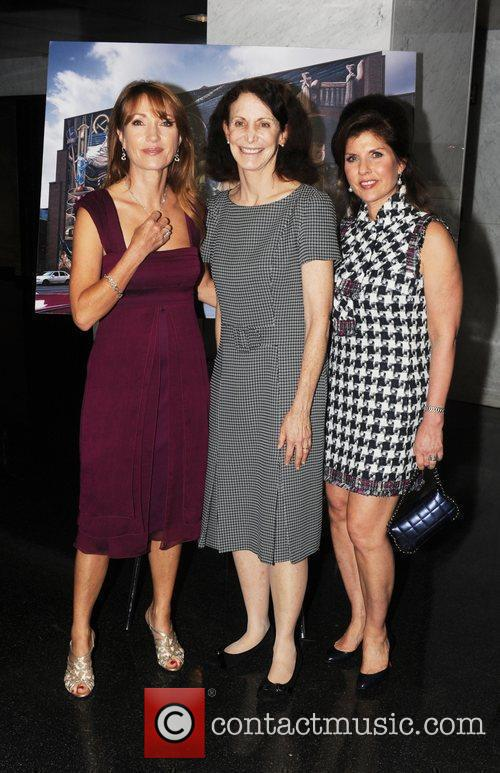 Jane Seymour, Jane Golden and Margelle Liss 5