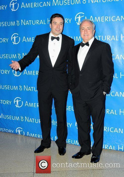 Jimmy Fallon and Lorne Michaels 5