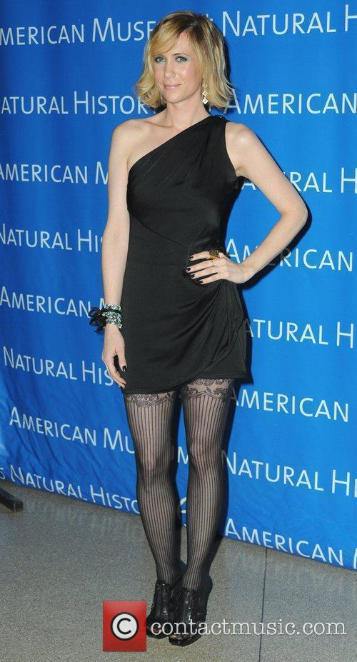 Kristen Wiig The American Museum Of Natural History...