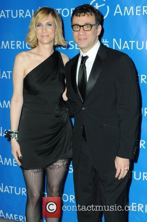 Kristen Wiig and Fred Armisen The American Museum...