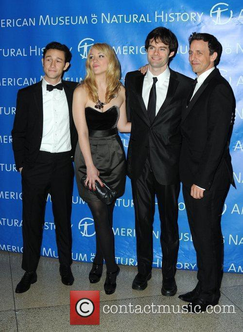 Seth Meyers, Jospeh Gordon Levit and Bill Hader...