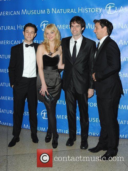 Seth Meyers, Joseph Gordon Levit and Bill Hader...