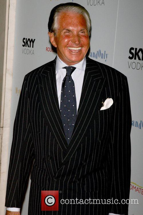 George Hamilton Premiere of 'My One And Only'...