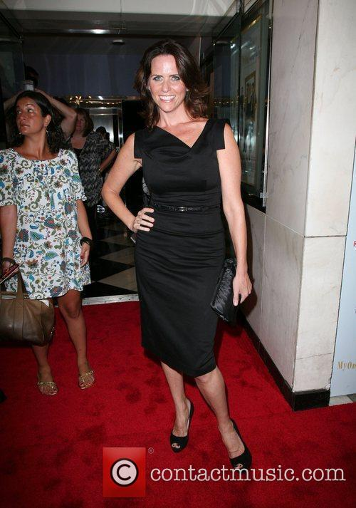 Amy Landecker Premiere of 'My One And Only'...