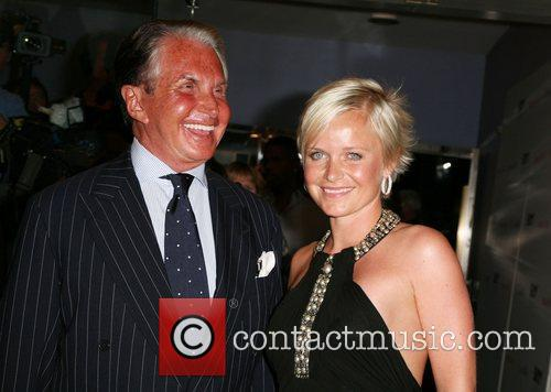 George Hamilton and Dr. Barbara Sturm 8