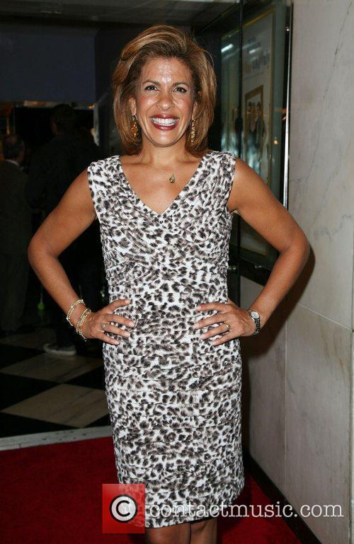 Hoda Kotb Premiere of 'My One And Only'...