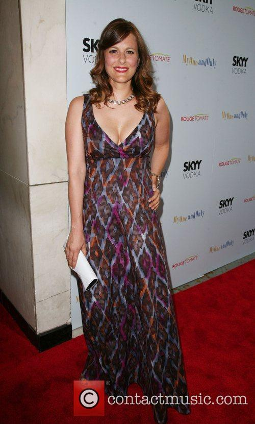 Holly Palmer Premiere of 'My One And Only'...