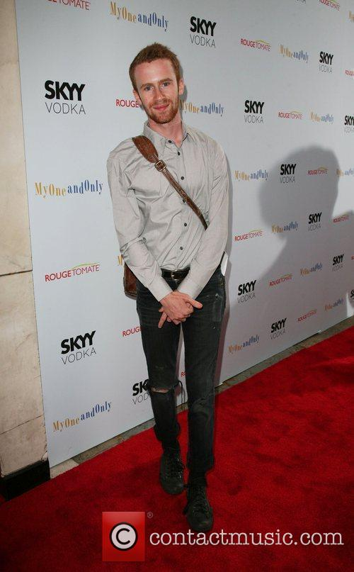 Mark Rendall Premiere of 'My One And Only'...