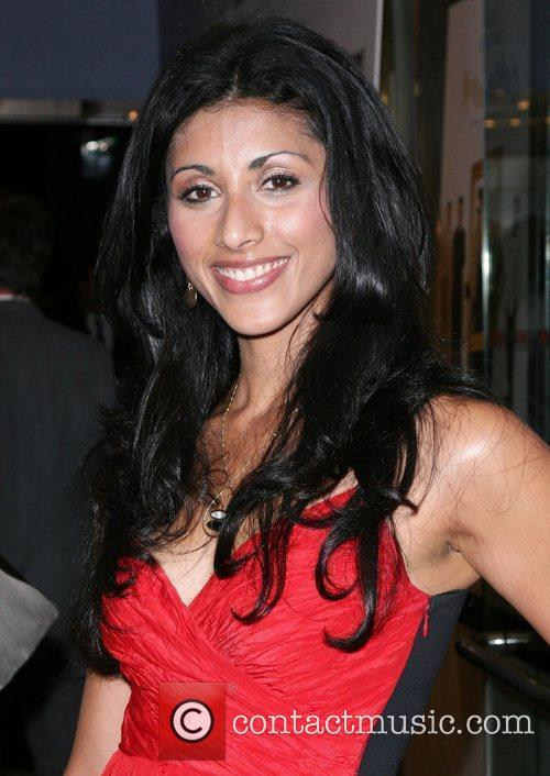 Reshma Shetty Premiere of 'My One And Only'...