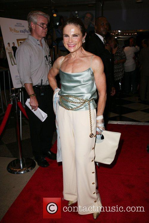 Tovah Feldshuh Premiere of 'My One And Only'...