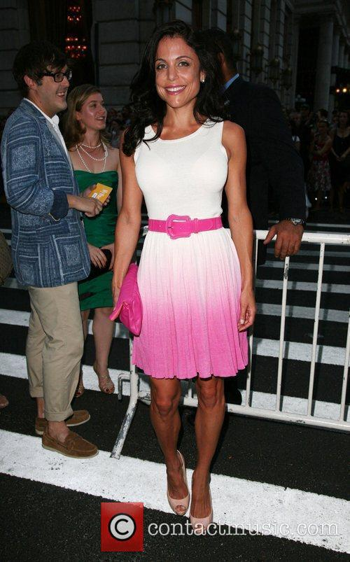 TV Personality Bethenny Frankel Premiere of 'My One...