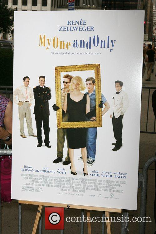 Atmosphere Premiere of 'My One And Only' at...