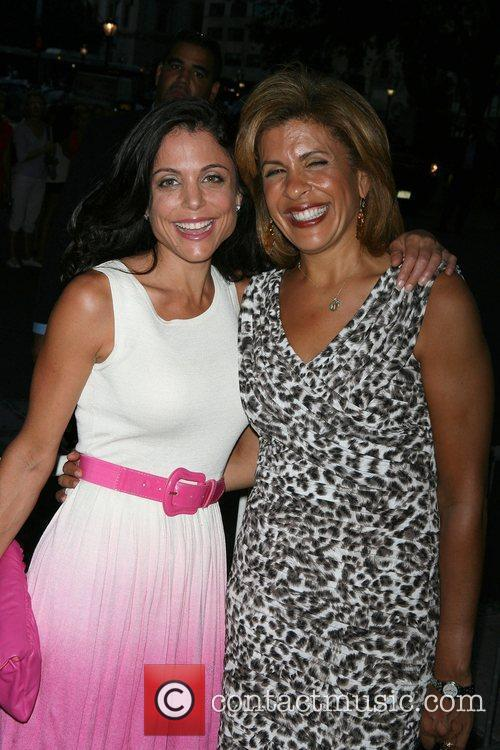 Bethany Frankel and Hoda Kotb Premiere of 'My...