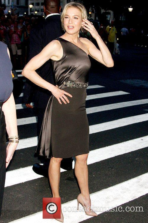 Renee Zellweger  Premiere of 'My One And...