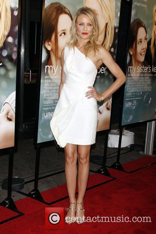 Cameron Diaz The World premiere of 'My Sister's...