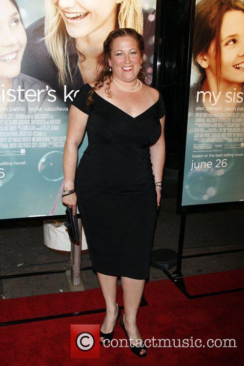 Jodi Picoult The World premiere of 'My Sister's...