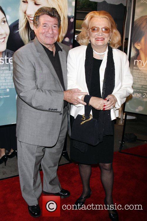 Bob Ferrill and Gena Rowlands The World premiere...
