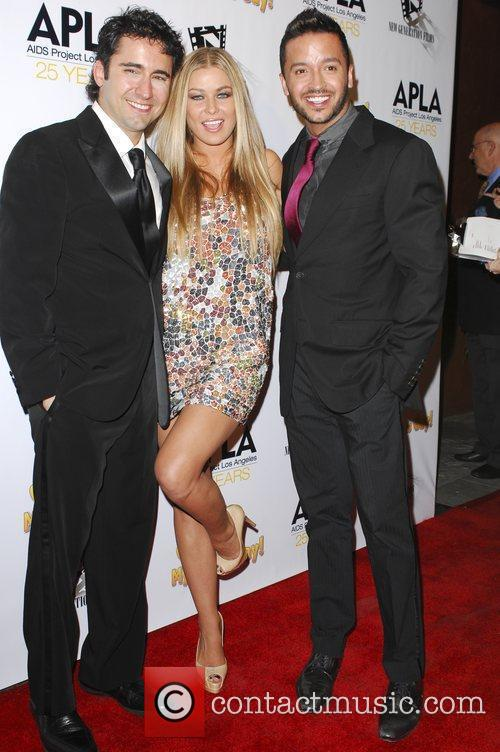 John Lloyd Young and Carmen Electra 4
