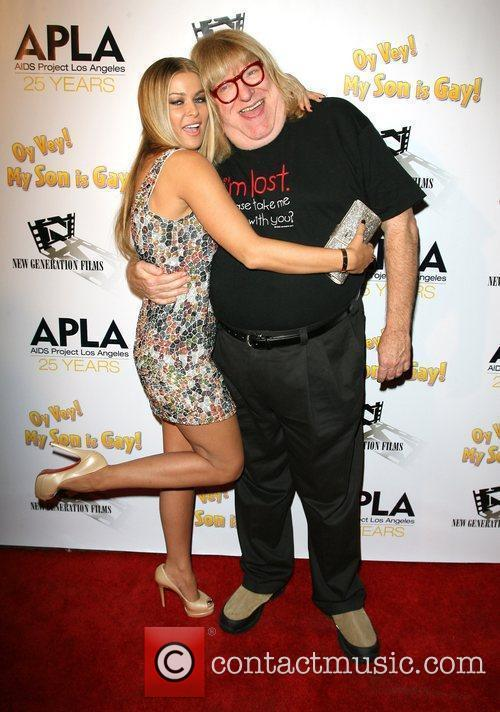 Carmen Electra and Bruce Vilanch 10