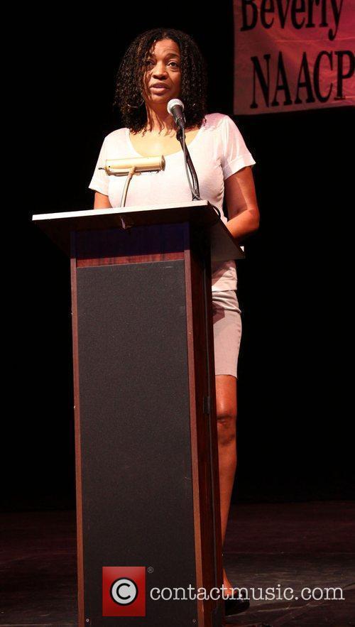 Tia Boyd   NAACP Theatre Awards Press...
