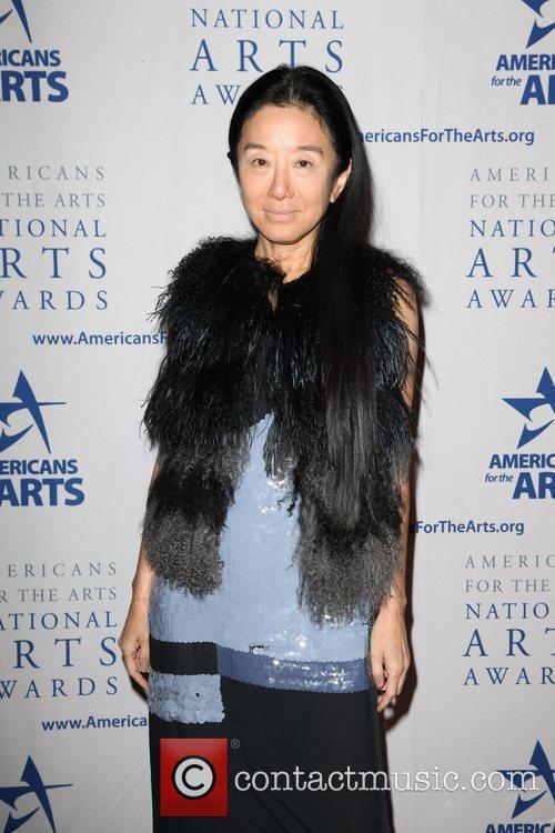Fashion Designer Vera Wang 2