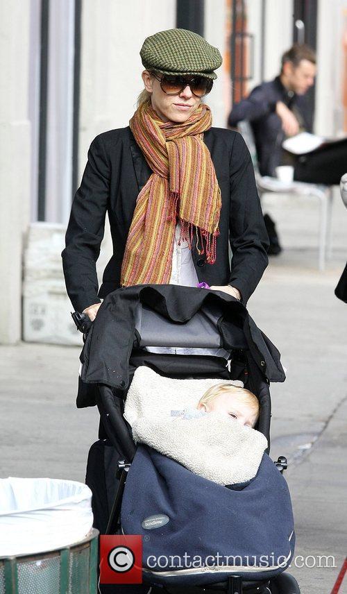 Naomi Watts and her son Sam Naomi Watts...