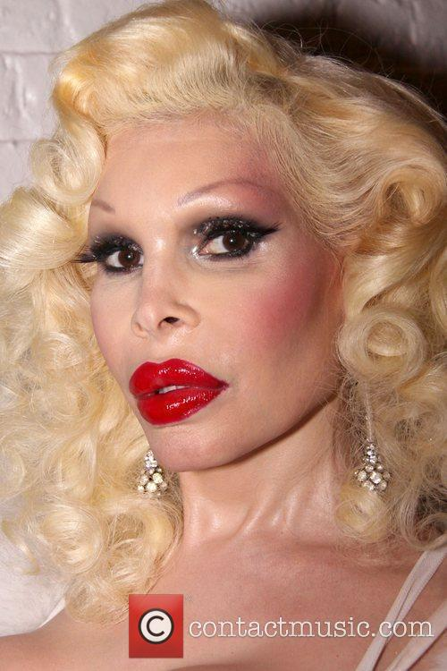 Amanda Lepore Launch of Nars 15X15 a project...