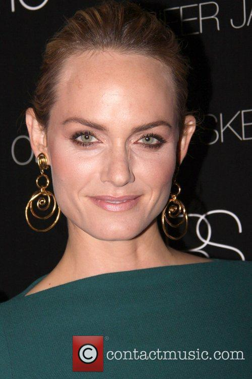 Amber Valletta Launch of Nars 15X15 a project...