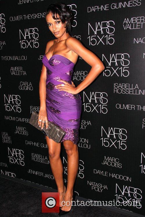 Selita Ebanks  Launch of Nars 15X15 a...