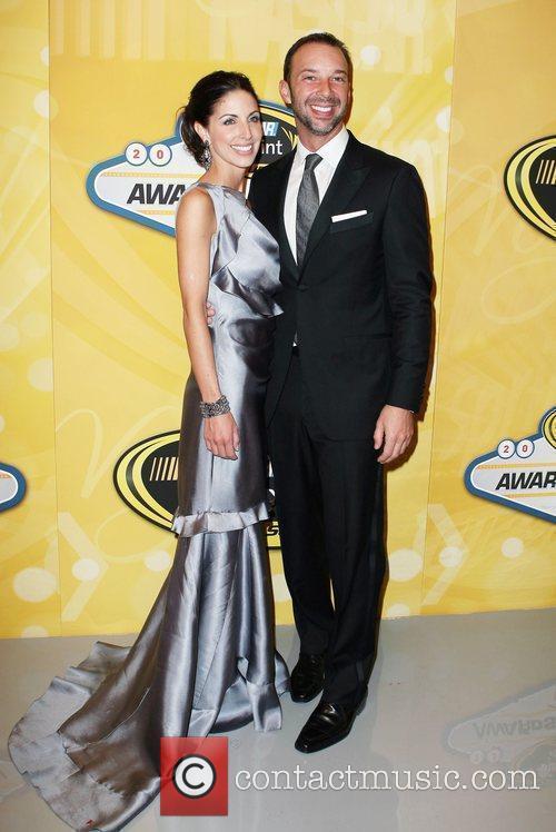 NASCAR Sprint Cup Series awards banquet at the...